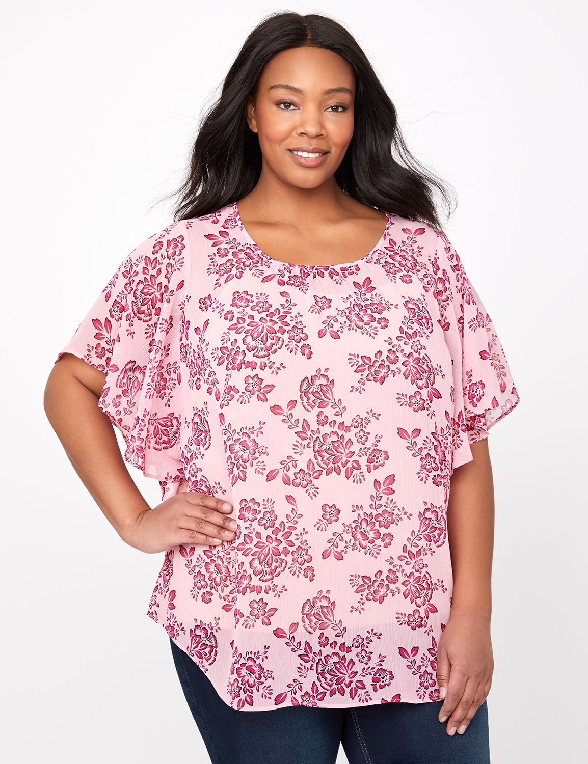 Radiant Orchid Blouse...