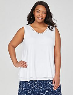 AnyWear Double-Layer Tank