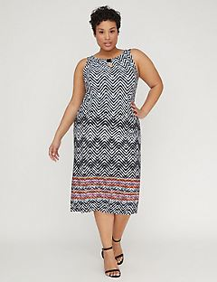 Coastline Shift Dress