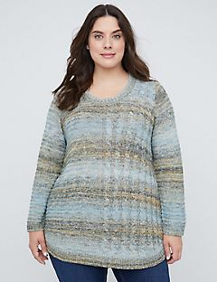 186f00ea51 Women s Plus Size Sweaters   Holiday Sweaters