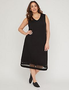 Pure Ease Knit Dress