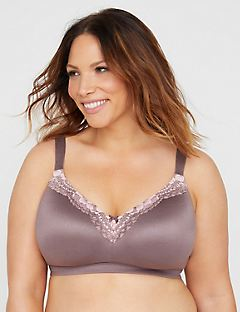 5ef1532e54c4c Full-Coverage Smooth No-Wire Bra. quickview add to favorites