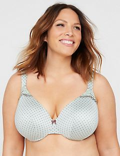 Full-Coverage Smooth Underwire Bra