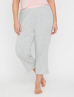 French Terry Sleep Capri
