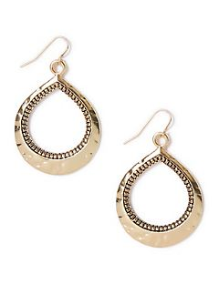 Echo Teardrop Earrings