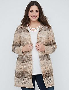 Sierra Hooded Cardigan