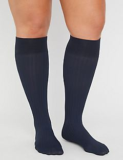 Rib Trouser Socks