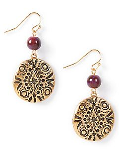 La Victoria Filigree Earrings