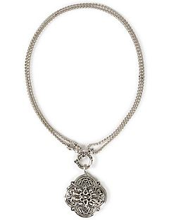 Clover Filigree Necklace