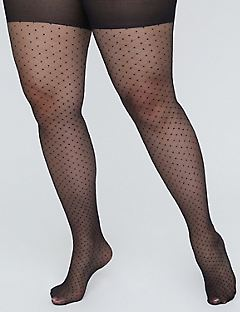 Diamond Small Dot Tights