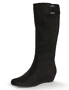 Good Soles Tall Wedge Boot