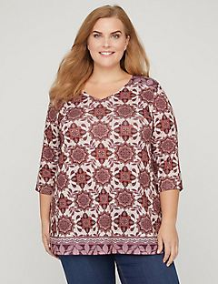 Burgundy Impression Swing Top