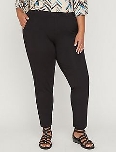 AnyWear Slim Leg Ankle Pant