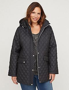 Essential Quilted Coat