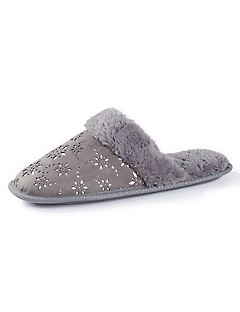 Cozy Snowflake Slippers
