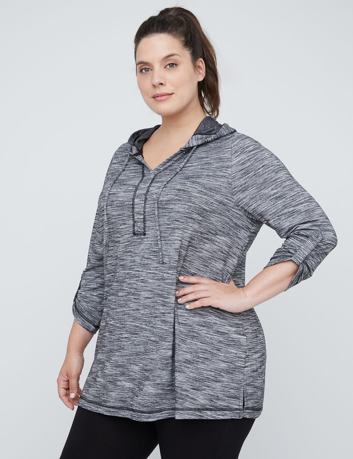 French Terry Active Pullover 300123022