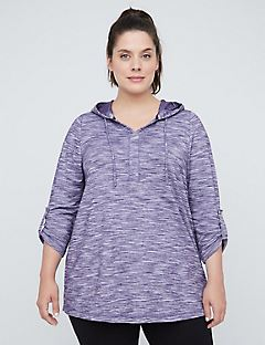 French Terry Active Pullover