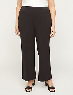 New Wide Leg Refined Pant