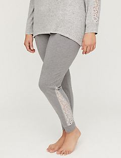 Lace Lounge Sleep Legging