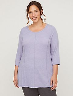 Violet Swing Active Top