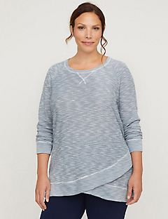 Light Terry Active Sweatshirt