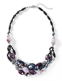 Luminous Vision Statement Necklace