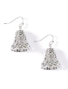 Humming Bell Drop Earrings