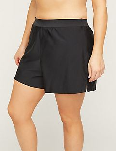 Drawstring Swim Short