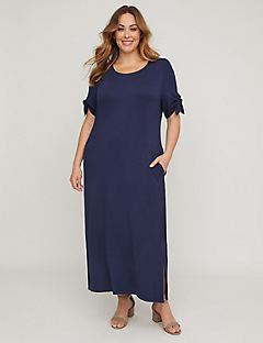 Comfort Maxi Dress with Pockets