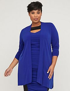 Curvy Collection Swing Duster