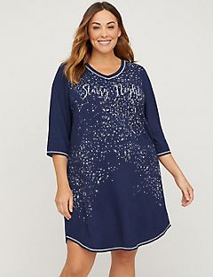 Starry Night Sleepshirt
