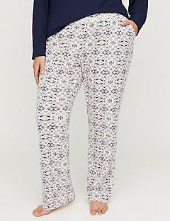 Winter Bloom Sleep Pant