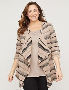 Canyon Striped Cardigan
