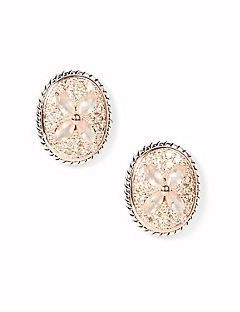 Primrose Shine Stud Earrings
