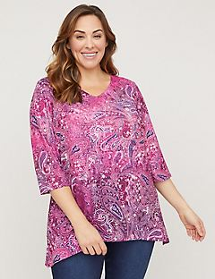 Plus Size Tops Women S Tees Blouses Shirts Catherines
