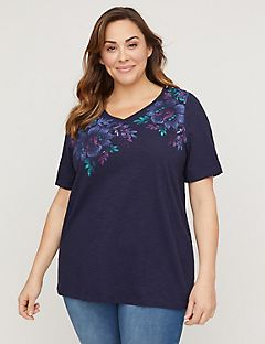 Riverview Short-Sleeve Top