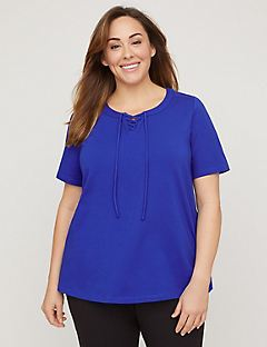 0892aaaab7 Plus Size T-Shirts   Easy Fit Tees