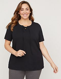 74da43421f82fc Plus Size Tops & Tees On Sale | Catherines