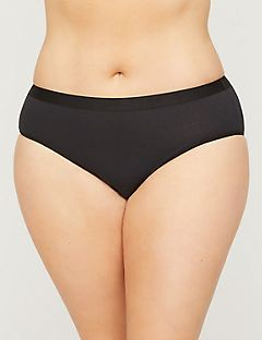 NEW! Cotton Hipster Panty