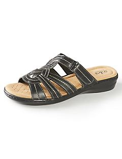 Good Soles Braided Slide Sandal