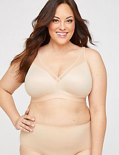 Simply Cool No-Wire Bra
