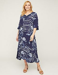 Boardwalk A-Line Dress