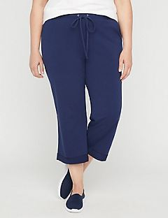 Essential Straight Leg Capri