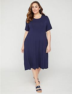 b88c3e21fe7 Plus Size Casual Dresses For Everyday Wear