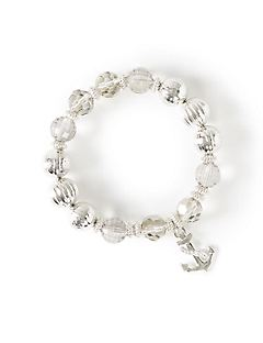 Radiant Charm Stretch Bracelet