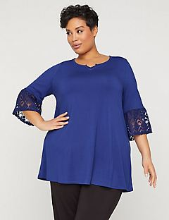 AnyWear Imperial Tunic Top