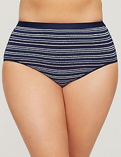 Printed Cotton Full Brief