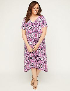 Sedona View A-Line Dress