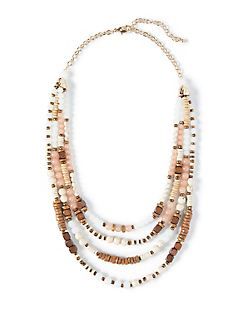 Sierra Dream Beaded Necklace