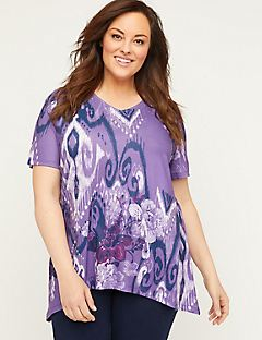 2dd68d73 Plus Size T-Shirts & Easy Fit Tees | Catherines